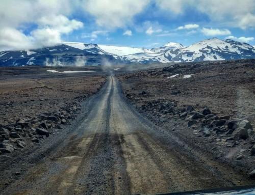 Borgarfjörður & Into The Glacier